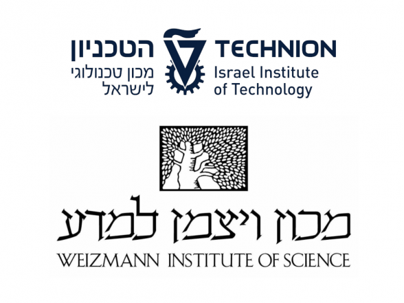 Visit to Weizmann Institute of Science and Technion, Israel