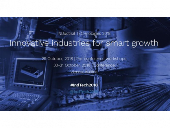 INDustrial TECHnologies 2018
