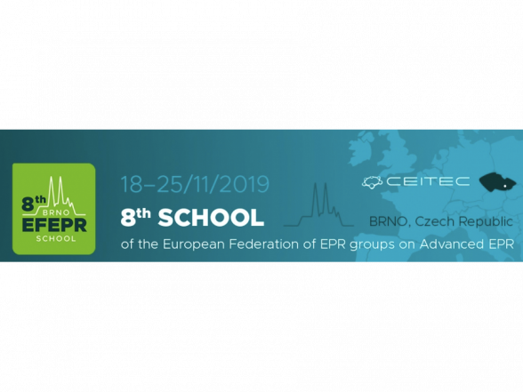 8th School of the European Federation of EPR groups: Advanced EPR