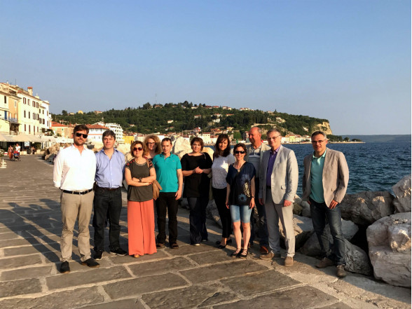 Meeting: H2020 Teaming Phase 2 project representatives