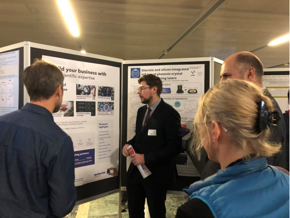 Optics & Photonics in Sweden conference